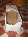 hier der zurecht gebissene Karton