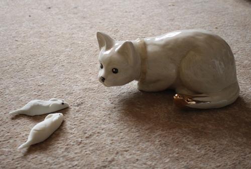 Der Keramikkollege + seine Mäuse