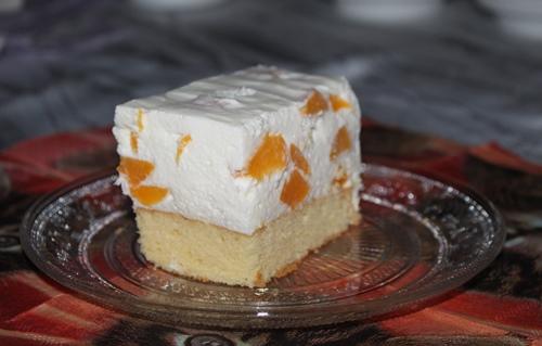 tadaaa, die Käse-Sahne-Torte