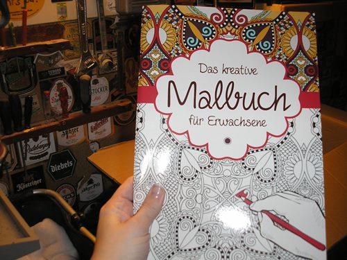 Omis Malbuch