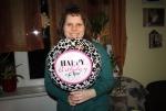 Mamas schöner Ballon